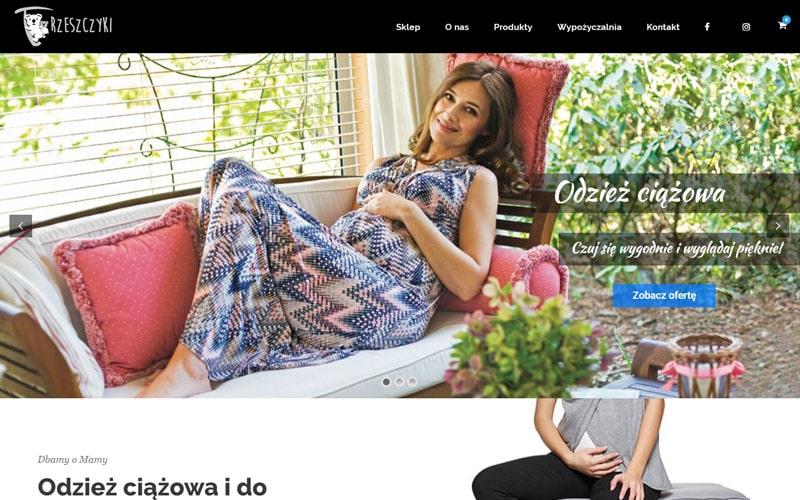 realizacja sklepu internetowego Trzeszczyki Gorzów Wielkopolski